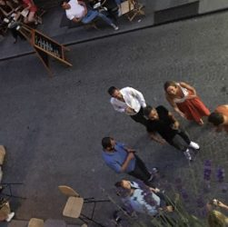 Restaurant Alma, nuisances sonores