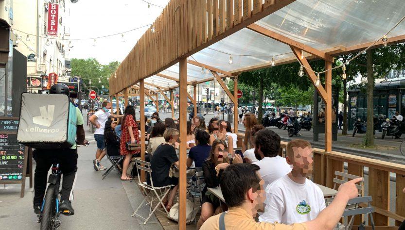Les Parisiens réclament-ils plus de terrasses ?