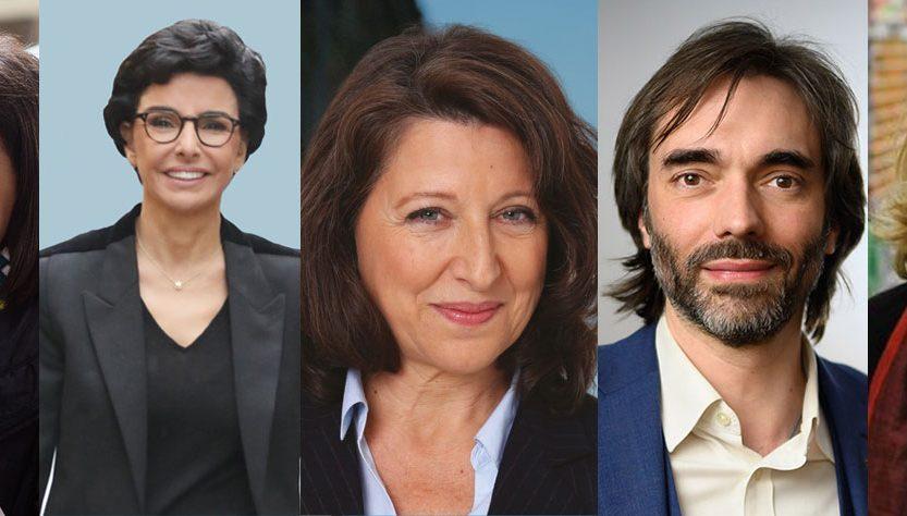 Candidats Municipales Paris 2020
