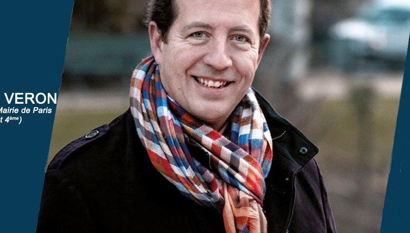 Aurélien VERON, Candidat LR à Paris Centre