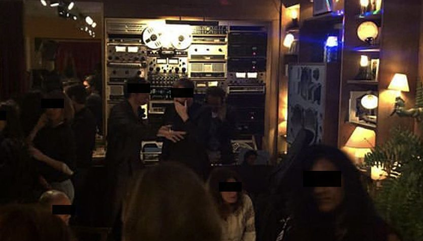 Book Bar, bar secret de l'Hôtel Grand Amour